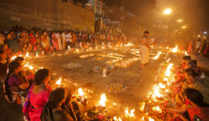 Dev Diwali in Varanasi